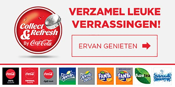 Coca-Cola - Collect & Refresh