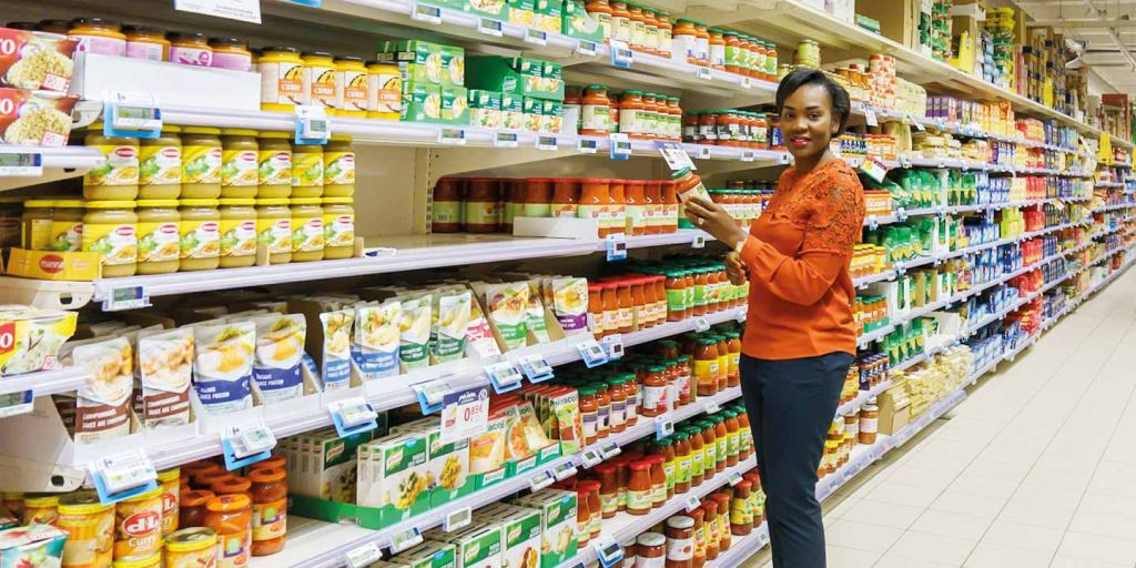Christelle Tchonang Ponka, Food Quality & Sustainable Development Manager Carrefour