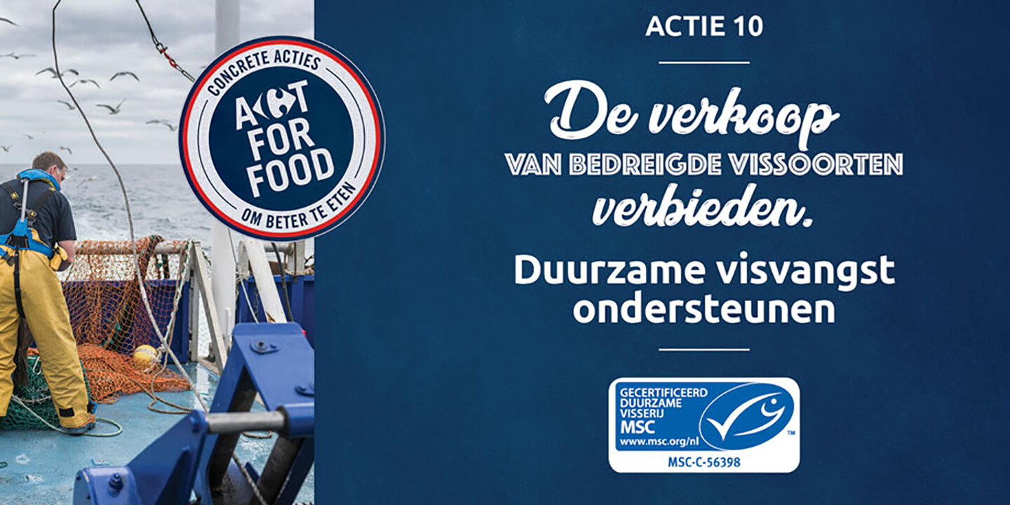 Act for food : Actie 10