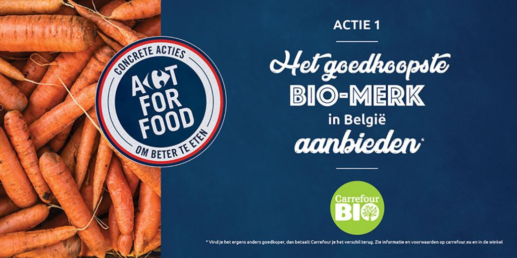 Act for food : Actie 1