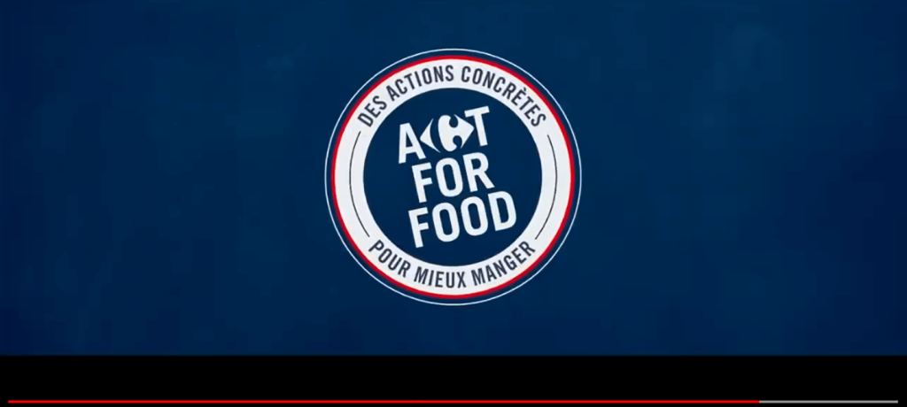 Video Act For Food