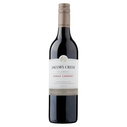 Jacob's Creek Classic Shiraz Cabernet Australia 75 cl