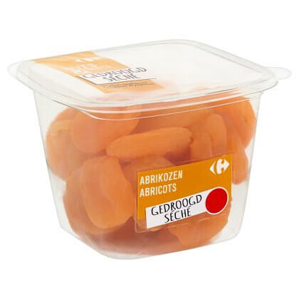 Carrefour Nuts & Fruits Abrikozen Gedroogd 250 g