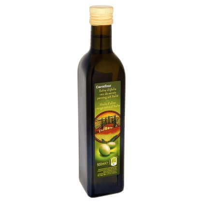 Carrefour Huile d'Olive Vierge Extra d'Italie 500 ml