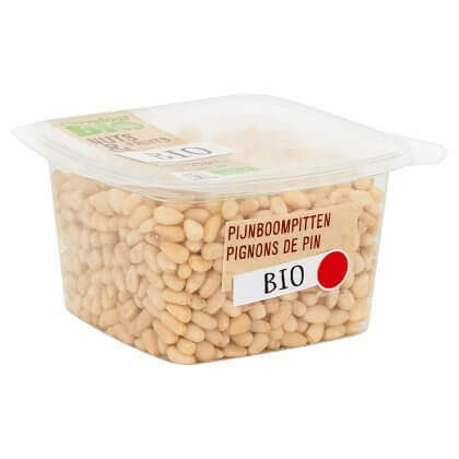 Carrefour Bio Nuts & Fruits Bio Pignons de Pin 175 g