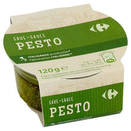 Carrefour Saus Pesto 120 g