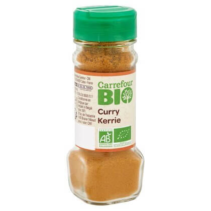 Carrefour Bio Curry 40 g
