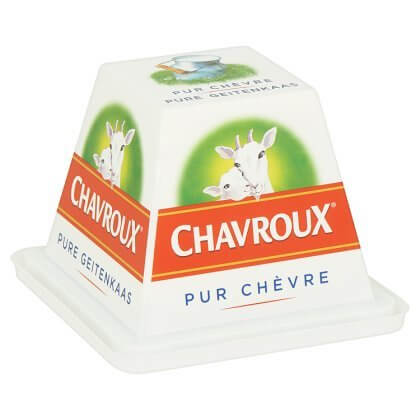 Chavroux Pyramide Pur Chèvre Nature 150 g