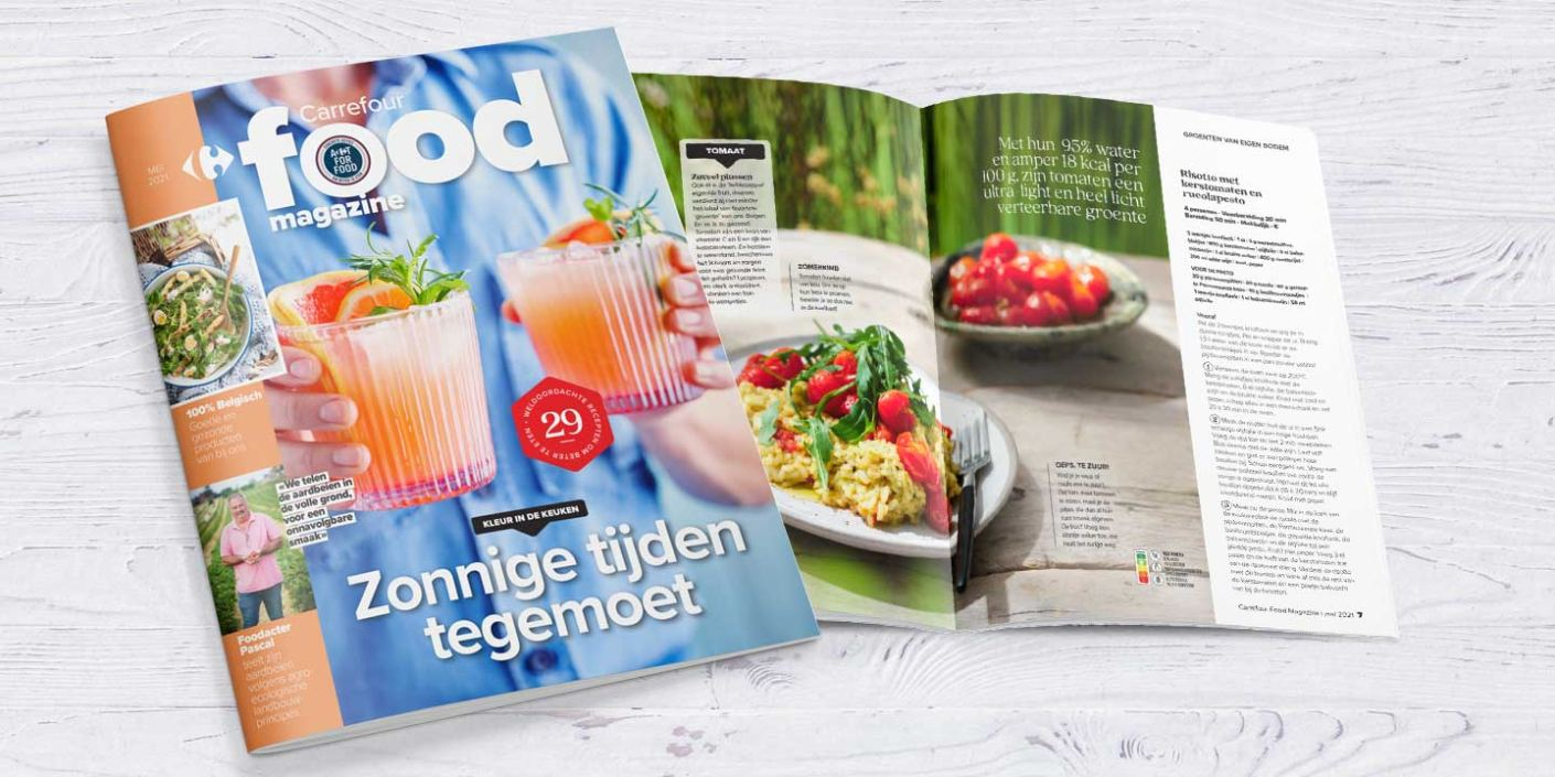 Carrefour Food Magazine Mei 2021