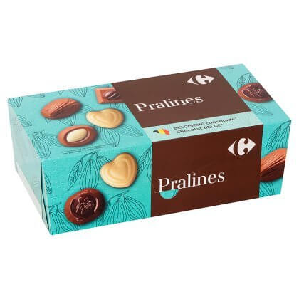 Carrefour Pralines 250 g
