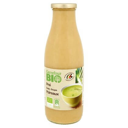 Carrefour Bio Prei Soep 730 ml