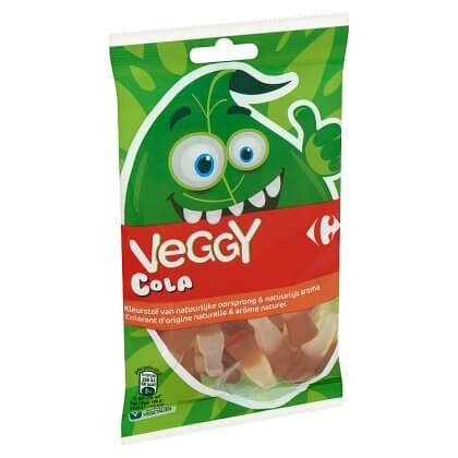 Carrefour Veggy Cola 150 g