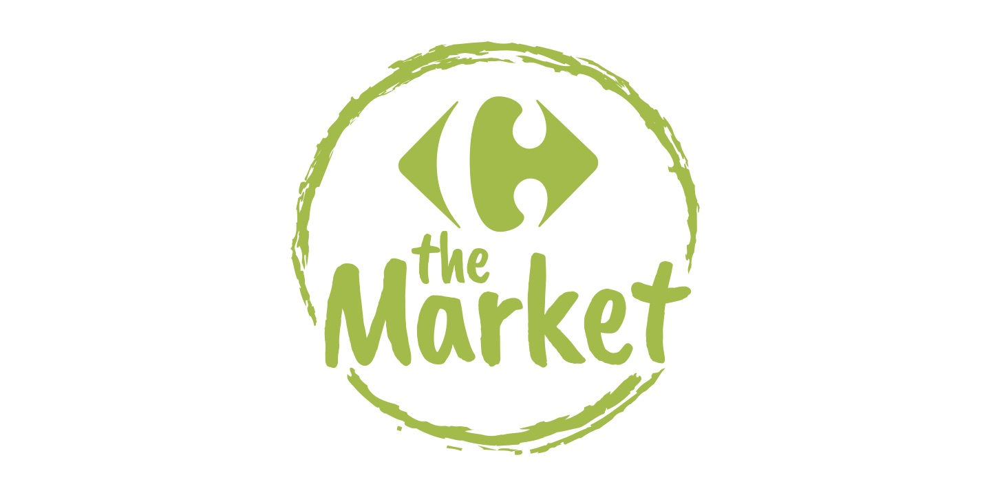 Logo The Market Carrefour