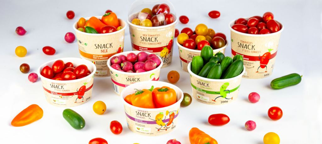 snacks légumes