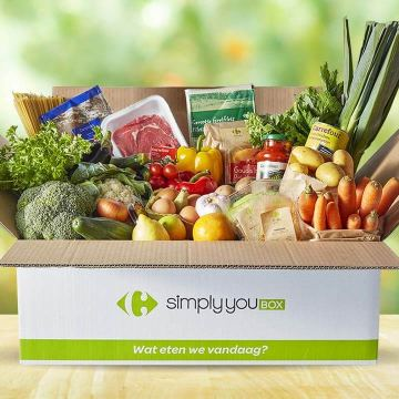 Pak uit in de keuken met simply you box