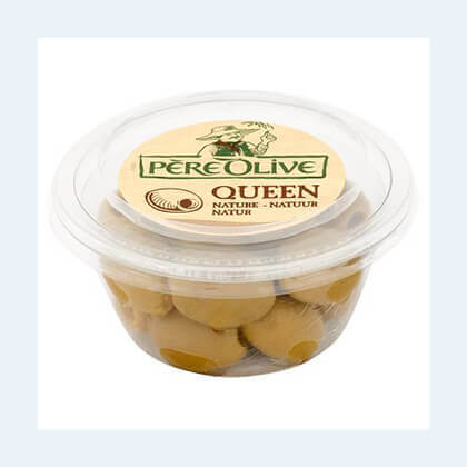 Père Olive Queen Nature 150 g