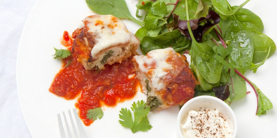 paupiettes de poulet et mozza la sauce tomate carrefour. Black Bedroom Furniture Sets. Home Design Ideas