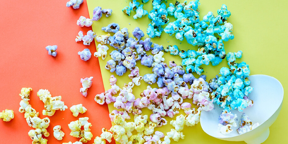 Poppy pop-corn