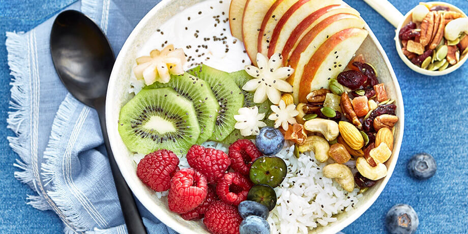 Poke Bowl aux fruits