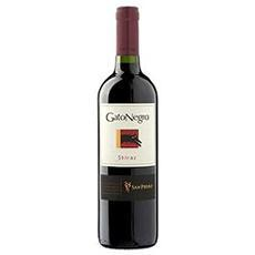 Gato Negro Shiraz - Chili -rouge
