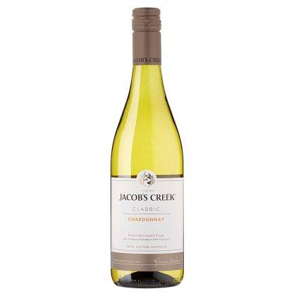 Jacob's Creek chardonnay  - Australie - blanc