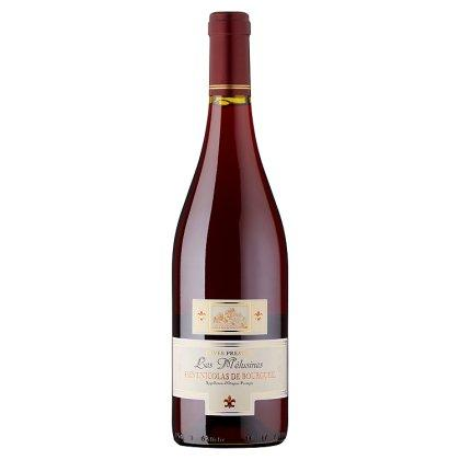 Saint-Nicolas de Bourgueil les melusines - France - rouge