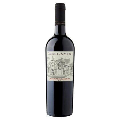 Castelli di Severino Sangiovese Cabernet - France - rouge