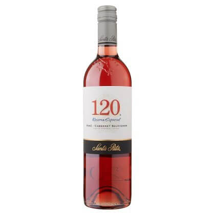 Chili Central Valley Santa Rita 120 Reserva Especial Rosé