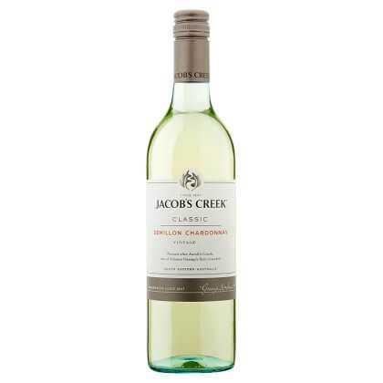 Jacob's Creek Classic Semillon Chardonnay - Australië - wit