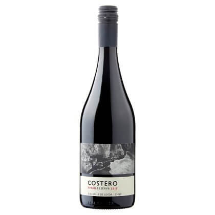 Costero Syrah Reserva  - Chili - rouge