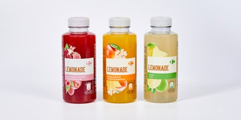 Lemonade Carrefour